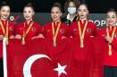 Türk Sporuna Kazandırdığımız Sporcularımız; Duygu ve Peri'nin Gururu