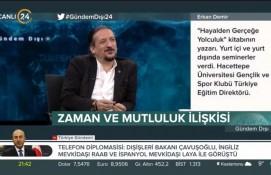 Erkan Demir TvNet'te canlı yayın konuğuydu!