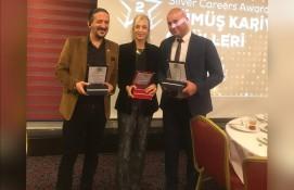 Hacettepe Üniversitesine başarı ödülleri
