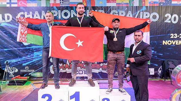 Alkışklar Muhammed Enes Özkan'a.