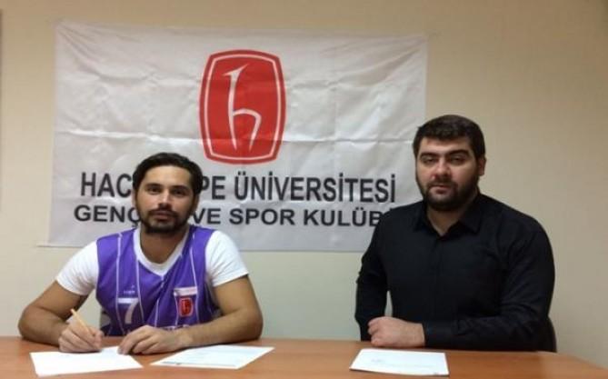 Hacettepe Üniversitesinden İddialı Transferler