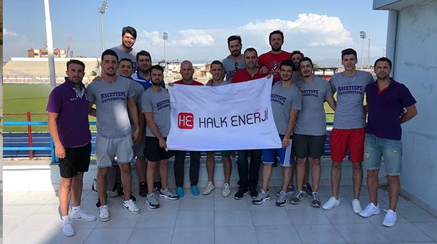 Hacettepe Üniversitesi Gençlik ve Spor Kulübü Finallerde!