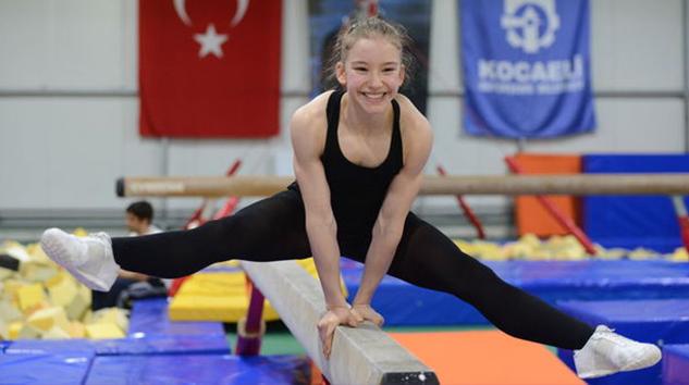 Cimnastik'te Hedefimize Emin Adımlarla İlerliyoruz!