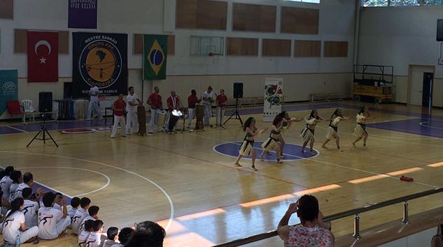 11. Uluslararası Axé Capoeira Festivali ve 5. Axé Capoeira Türkiye Şampiyonası