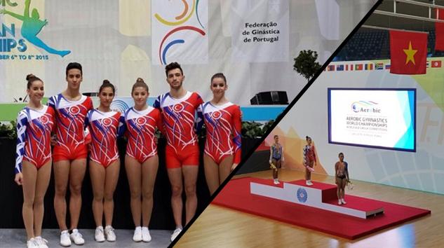 Cimnastikte Türkiye'nin ve Hacettepe Üniversitesi'nin Başarı Öyküsü