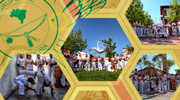 Hacettepe Üniversitesi Capoeira'da Dünya Markası!