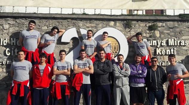 Basketbol A Takımımız Galibiyetle Evine Döndü