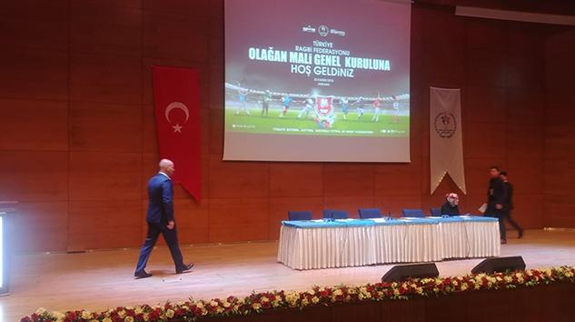 Türk sporuna hizmet etmek bizi gururlandırıyor!