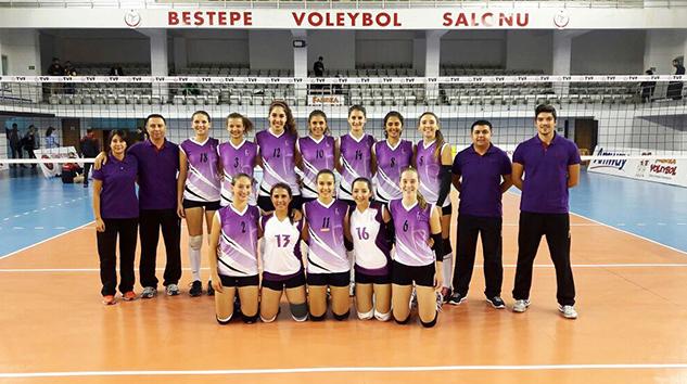 Hacettepe Üniversitesi GSK Yarı Finalde!