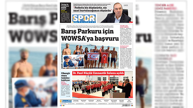 Kıbrıs Manşeti: Hacettepe Üniversitesi