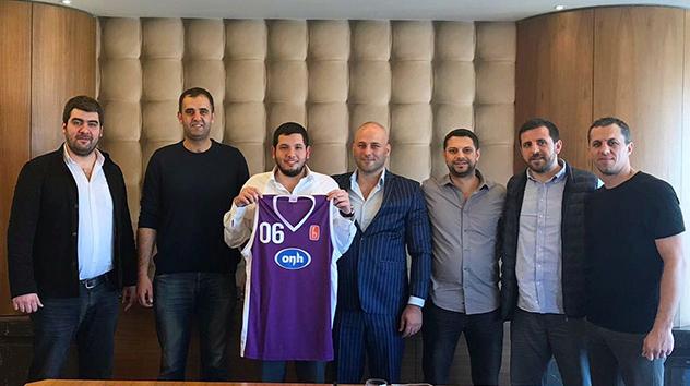 Hacettepe Üniversitesi Gençlik ve Spor Kulübünden Osman Hacıalioğlu'na ziyaret!